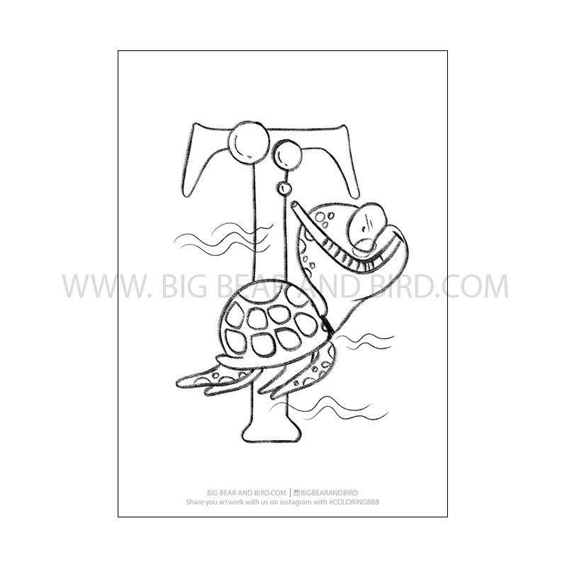 coloring pages : Alphabet Coloring Pages Preschool New Letter Q ... | 800x800
